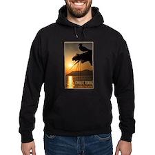 Cinque Terre Sunset Hoodie