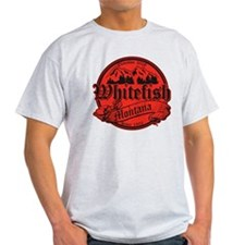 Whitefish Old Red T-Shirt