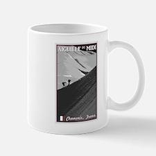 Aiguille du Midi Arete Mug