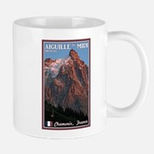 Aiguille du Midi Mug