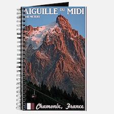 Aiguille du Midi Journal