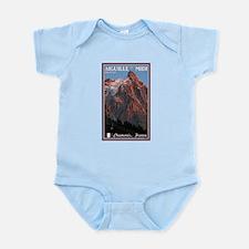 Aiguille du Midi Infant Bodysuit
