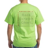 Back scratch Green T-Shirt