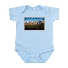 Aiguilles de Chamonix Infant Bodysuit