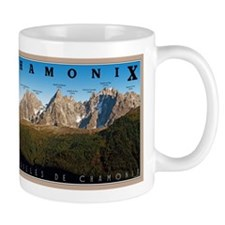 Aiguilles de Chamonix Mug