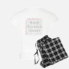 Back Scratch Pajamas