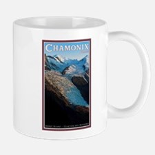 Glacier des Bossons Mug