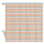 Country Edging Shower Curtain