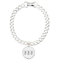 Eat Sleep Golf Bracelet