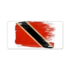 Flag Templates Aluminum License Plate