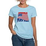 america fuck yeah Women's Light T-Shirt