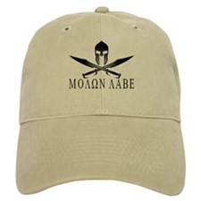 Unique Molon labe Baseball Cap
