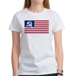 American flag Women's T-Shirt