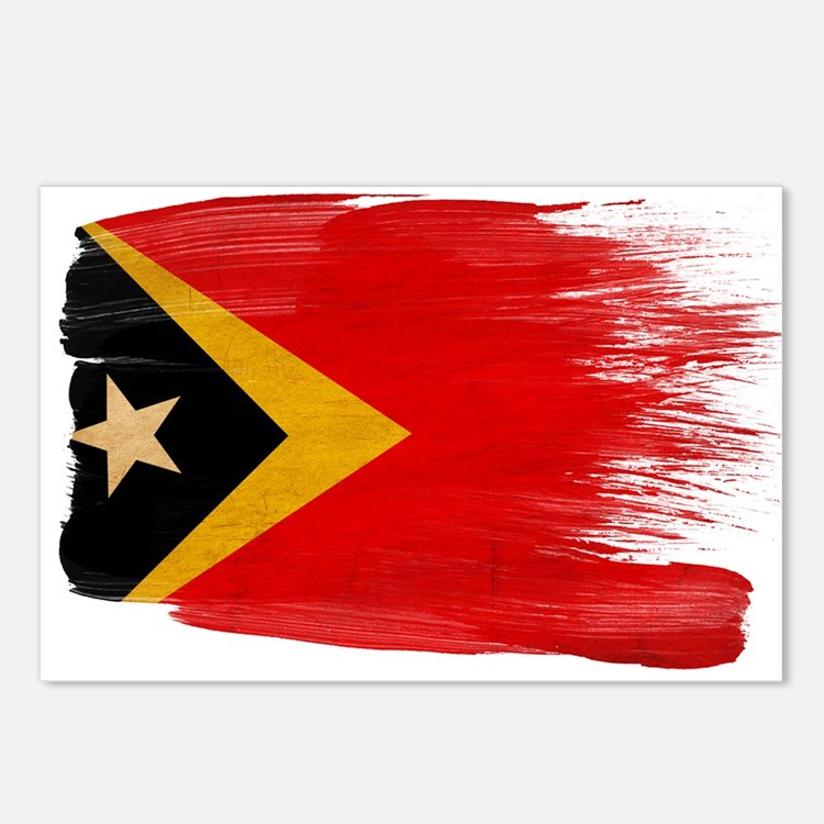 Flag Templates Postcards (Package of 8)