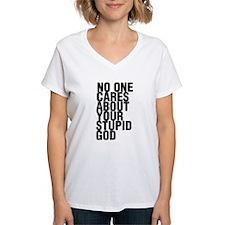 Atheist anger Shirt