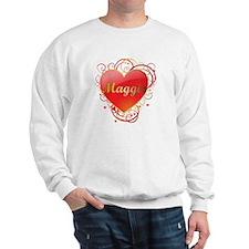 Maggie Valentines Sweatshirt