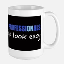 Admirable Administrative Pros Large Mug