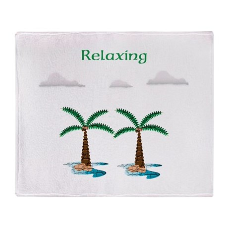 """Relaxing"" Blanket"