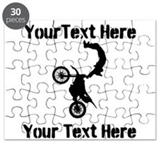 Eat Sleep Jump - Custom Text Puzzle