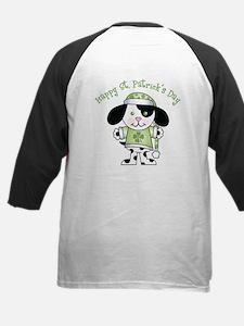 Happy St. Pats Puppy Tee
