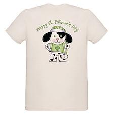 Happy St. Pats Puppy T-Shirt