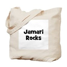 Jamari Rocks Tote Bag