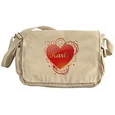 Karla Valentines Messenger Bag