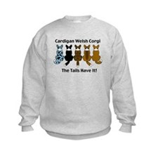 Wagging Cardigans Sweatshirt