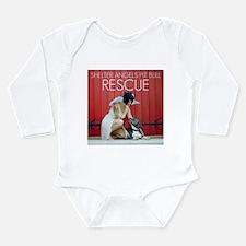 Rescue Long Sleeve Infant Bodysuit