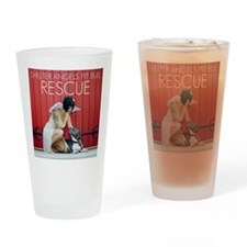 Rescue Drinking Glass