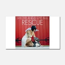 Rescue Car Magnet 20 x 12