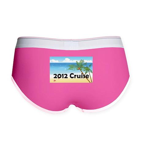 Cruise 2012 Women's Boy Brief