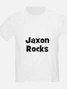 Jaxon Rocks Kids T-Shirt