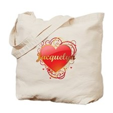 Jacquelyn Valentines Tote Bag