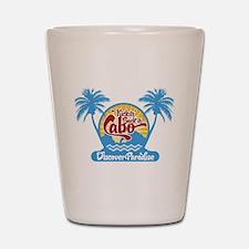 Cabo San Lucas Shot Glass