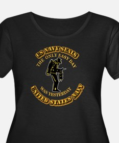 Navy - SOF - The Only Easy Day T