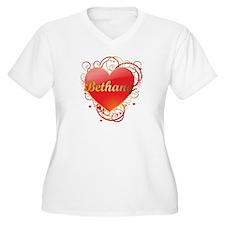 Bethany Valentines T-Shirt
