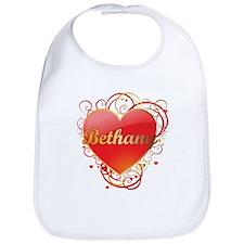 Bethany Valentines Bib