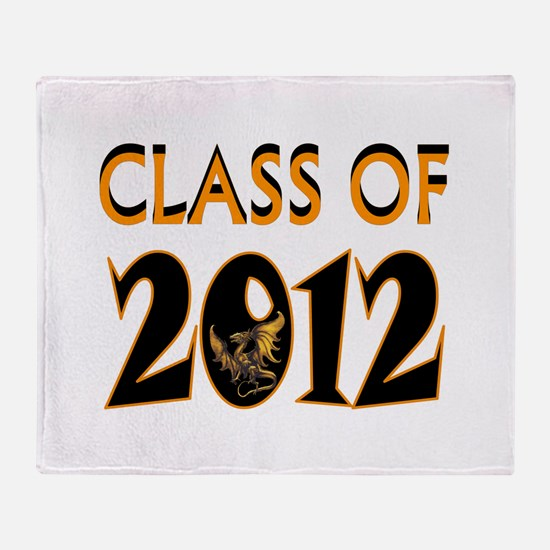 CLASS ACT Throw Blanket