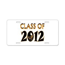CLASS ACT Aluminum License Plate