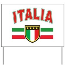 italian pride Yard Sign