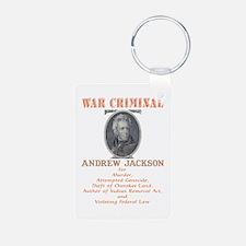 A. Jackson - Criminal Keychains