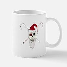 Pirate Santa Flag Mug