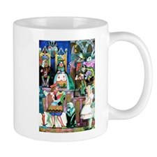 ALICE IN WONDERLAND Small Mugs