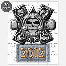 2012 Mayan Crossbones Puzzle
