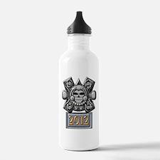 2012 Mayan Crossbones Water Bottle