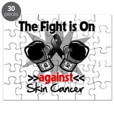 Fight is On Skin Cancer Puzzle