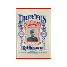 """Dreyfus"" Historical Jewish Music Magnet"