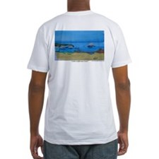 Calm California Coast Shirt