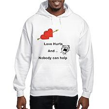 Love Hurts Hoodie